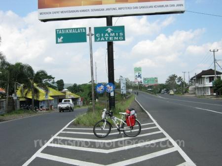 Simpang Tasikmalaya, Jawa Barat